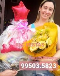 Buquê e flores para 09 de maio dia das mães
