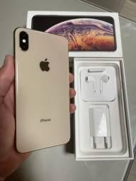 iPhone XS MAX 256GB GOLD / ÓTIMO ESTADO