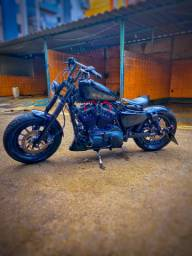 Iron Sportster XL 883, Harley Davidson, Bobber