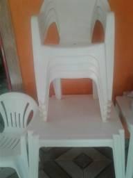 4 jogo de cadeira