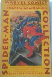 Coleção histórica Homem Aranha