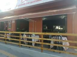 Restaurante com ótima localização