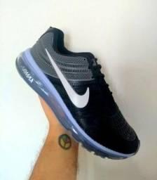 Tênis Nike Air Max Preto - Cinza , número 40, 41, 42 e 43 27999686829