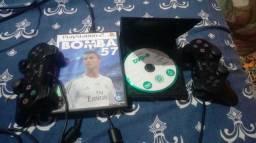 Playstation 2 perfeito e completo