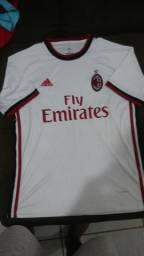 Camisa do Milan 2018 Oficial