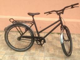 V/t bicicleta poty modificada preto fosco