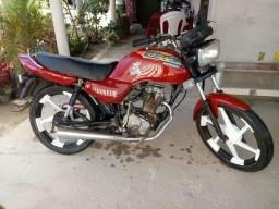 Vendo ou troco em moto mais nova - 1997