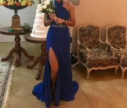 Vendo vestido Exclusivo (usado 1 vez) ,maravilhoso para formaturas e casamentos