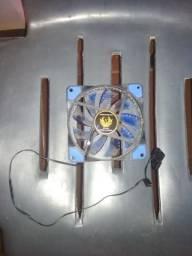 Cooler para PC com LED Azul