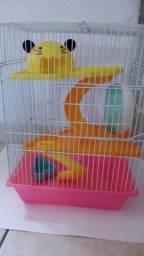 Gaiola para Hamster de dois andares