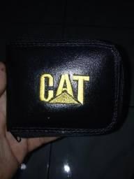 CAT carteira caterpillar 20 reais