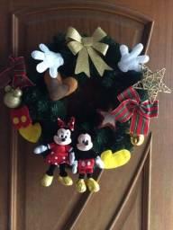 Guirlanda de Natal Mickey Mouse