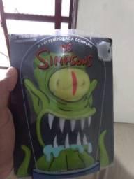 DVD Original Os Simpsons temporada 14