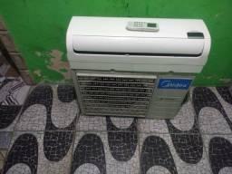 Ar condicionado midea 09.000 btus inverter