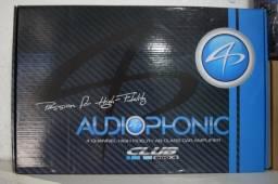 Amplificador Audiophonic Club 800.4 Classe A/B
