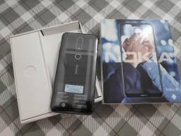 Nokia X6 64gb 4gb Preto Novo