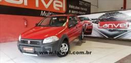 FIAT STRADA 2014/2015 1.4 MPI WORKING CD 8V FLEX 3P MANUAL - 2015