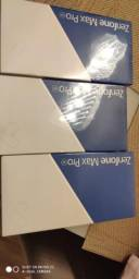 ZenFone Max Pró M1 4/64gb Novo, lacrado com NF e garantia de 1ano