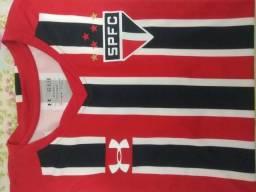 Camisa do SPFC - 2018 (Venda urgente) eda52ef583b04
