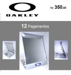 16d79f15824cd Oakley - Espelho de Mesa 1 3 do Valor em 12 Vezes