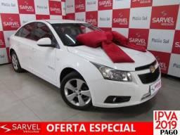 Gm - Chevrolet Cruze LT 1.8 manual só Brasília, revisões em dia. IPVA 2019 PAGO!!! - 2013
