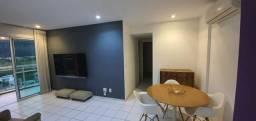 Apartamento Recreio 2 quartos - 1 suite - mobiliado - 1 vaga - Recreio