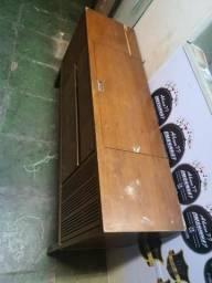 Radio vitrola antiga phillips vendo ou troco