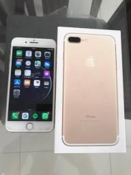 Vendo Iphone 7Plus 32GB dourado