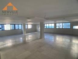 Sala à venda, 119 m² por R$ 720.000,00 - Pina - Recife/PE
