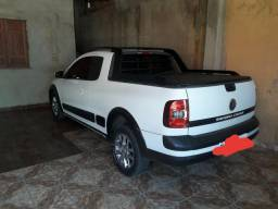 Vende - Se Saveiro Cross 1.6 Carro Completo Quitado - 2014