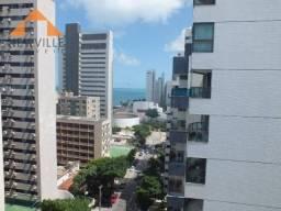 Apartamento com 2 quartos à venda, 49 m² por R$ 390.000,00 - Boa Viagem - Recife/PE