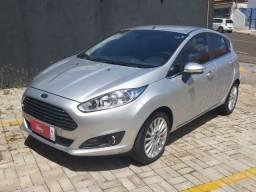 New Fiesta Hatch 1.6 Titanium - Automático - Revisado na concessionária - Baixo KM