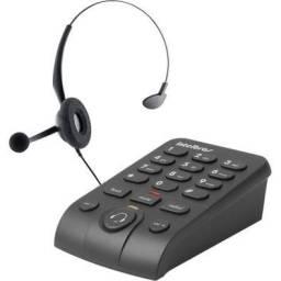 Telefone Intelbras Headset - Semi novo