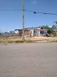 Terreno no Distrito Industrial bem localizado 2700 m2 com exautora rustica
