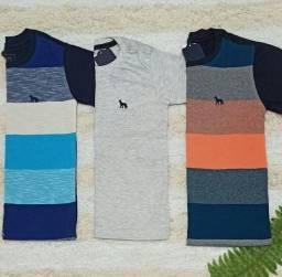 Camisa / Camiseta Infantil NOVO