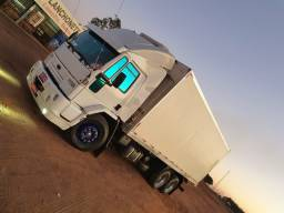 Ford cargo 4532 no Truck câmera fria