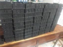 Caixinha de luz 4x4 preto