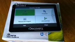 "GPS Aquarius Discovery Channel 5"" Slim TV Digital MTC 2213/01"
