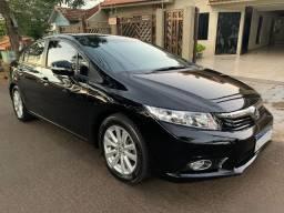 Honda/Civic LXR Automático 2014
