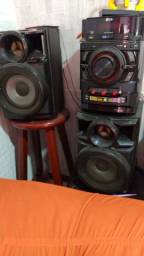 Micro system LG 260RMS