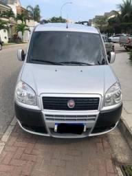 Vendo ou Passo financiamento Fiat Doblô Essence 1.8