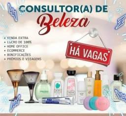 Seja um(a) consultor(a) de Beleza