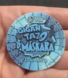Gigan Tazo Diamante - Elma Chips