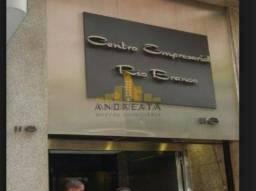 Centro - Av. Rio Branco - Alugo / Vendo andar comercial com 400m² em ótima localização no