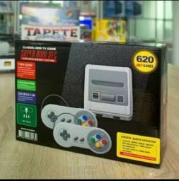 Video Game Super Mini Sfc Edition com Imperdíveis 620 Jogos!!