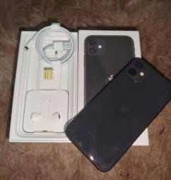 IPhone 11 de 64gb preto