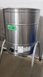 Fritadeira Elétrica Eccel 20 litros (água e óleo) - Parcelo no Cartão