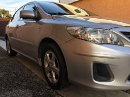 Corolla 2012 GLi 1.8 16v Prata Automático