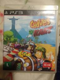 Jogo para Playstation 3 Chaves Kart Original