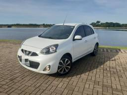 Nissan march sl 1.6 2016 (completo) - 2016
